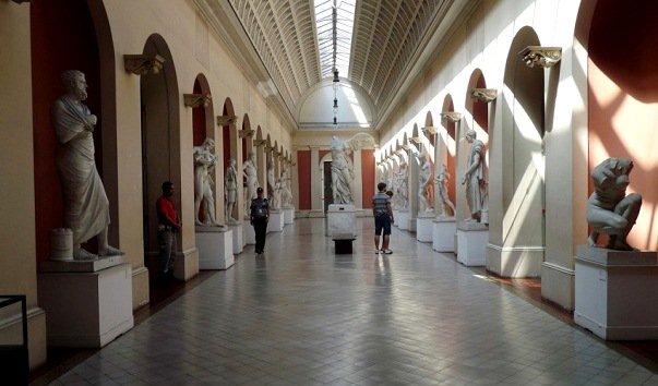 Национальный музей изобразительных искусств в Рио