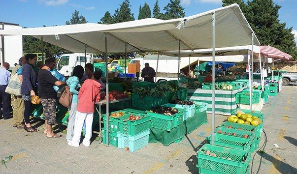 Национальный овощной рынок