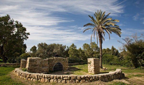 Национальный парк Ашкелон