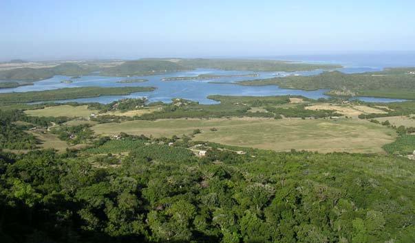 Национальный  парк Байа де Наранхо