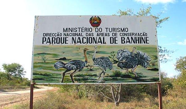 Национальный парк  Баньине