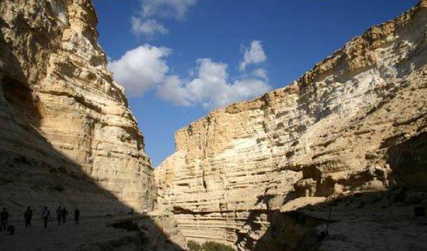Национальный парк Эйн-Авдат