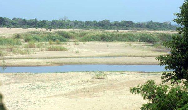 Национальный парк  Зинаве