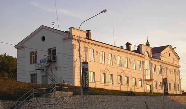 Никольский вокзальный храм