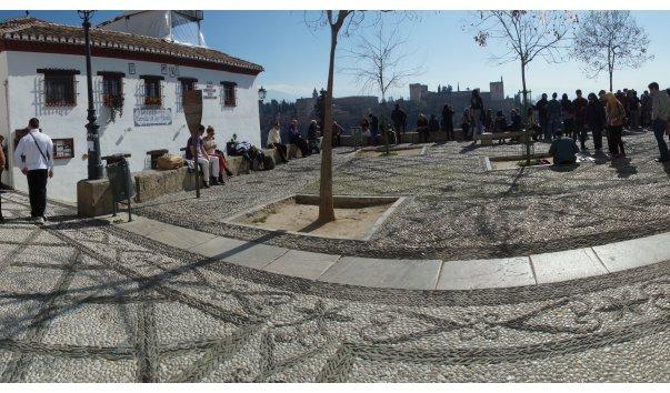 Обзорная площадка Мирадор-де-Сан-Николас
