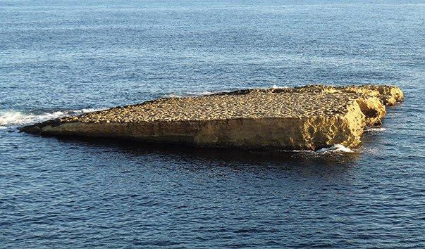 Остров Делимара