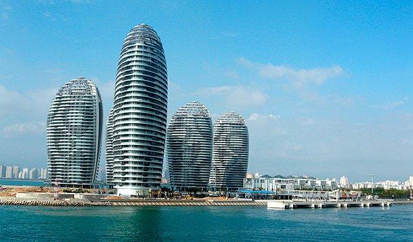 Остров феникс китай о хайнань фото