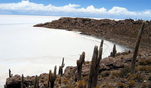 Остров Исла Дель Пескадо