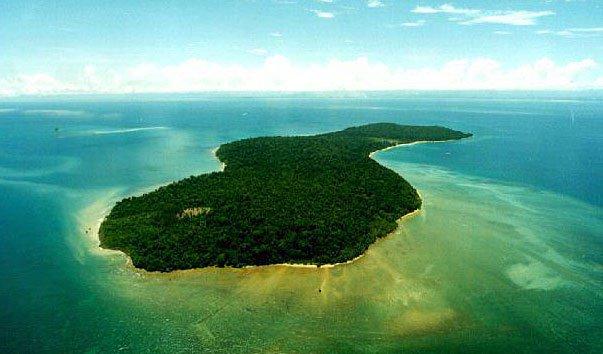Остров Тига