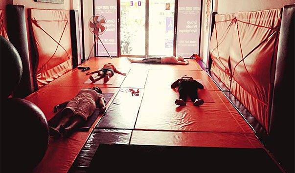 Оздоровительный клуб йоги «Атма Джнана Йога»