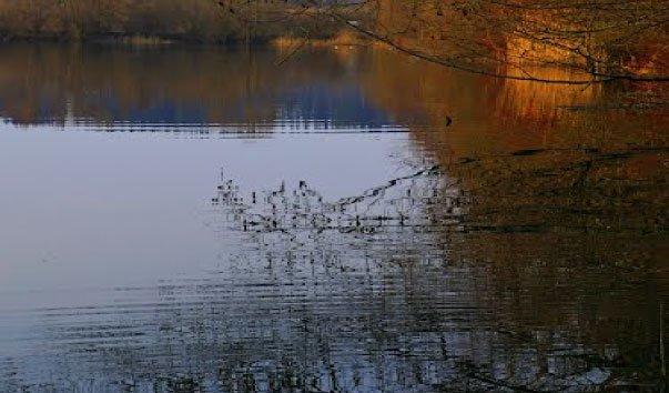 Озеро Аблахер Зеен