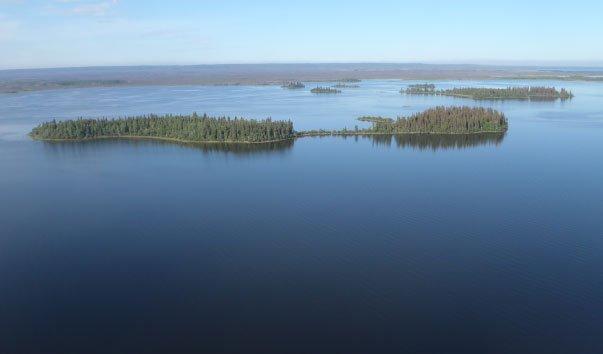 Озеро Бистчо