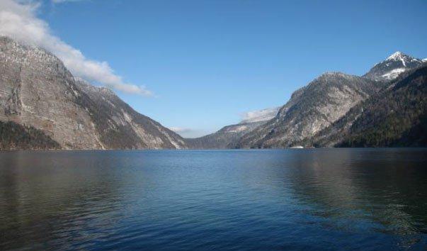 Озеро Бутцен
