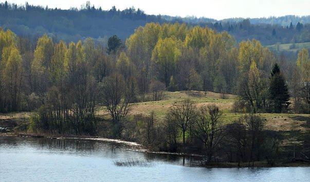 Озеро Чернозёрье