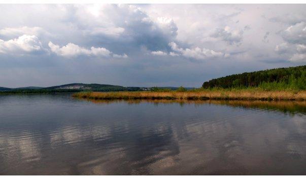 Озеро Исетское