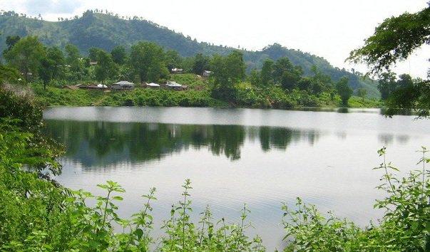 Озеро Каптаи
