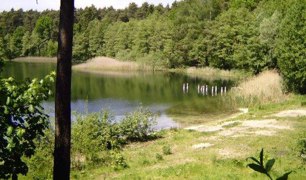 Озеро Кляйнер Вукен