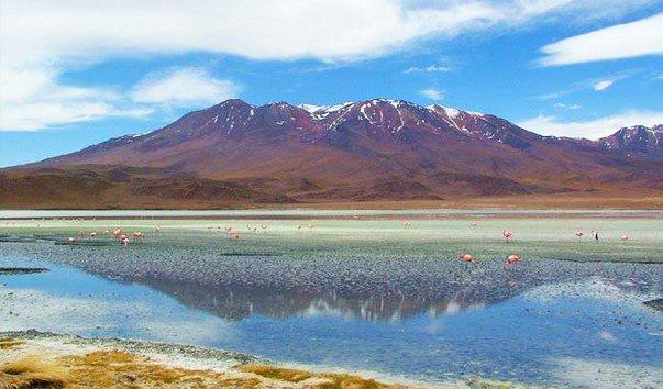 Озеро Лагуна-Эдионда