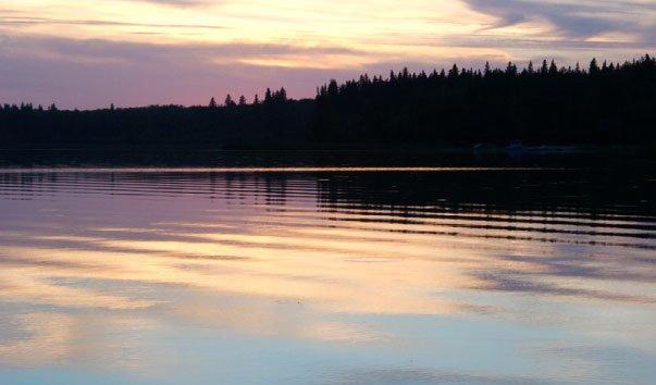 Озеро Мус