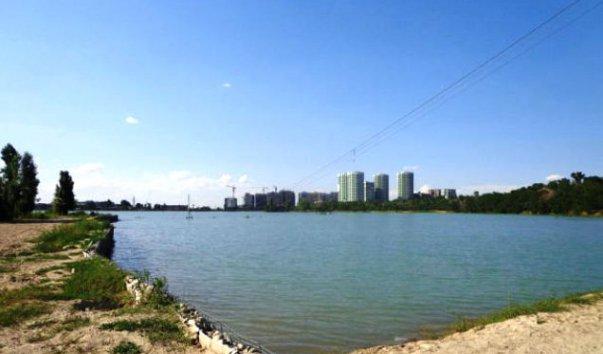 Озеро Сайран