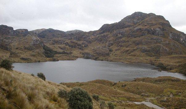 Озеро Тореадора