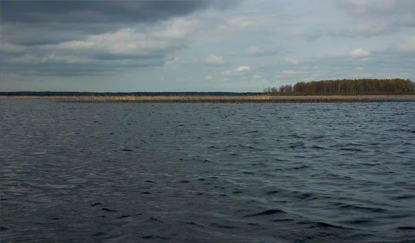 Озеро Цевло