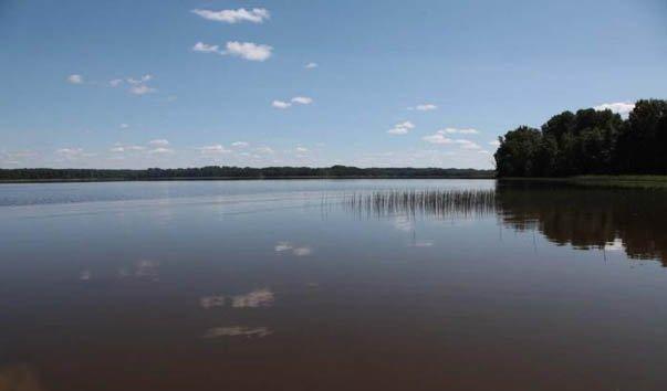 Озеро Ципиля