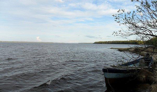 Озеро Варш