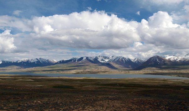 Озеро Зоркуль