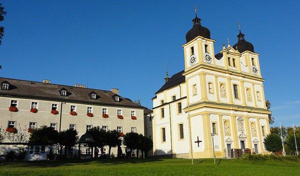 Паломническая церковь  Maria Plain