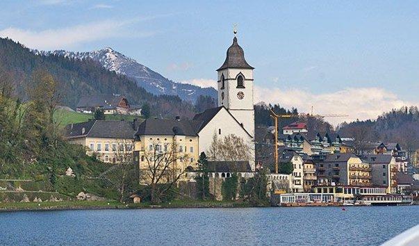 Паломническая церковь Святого Вольфганга