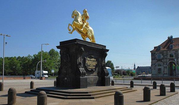Памятник Августу Первому