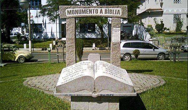 Памятник Библии