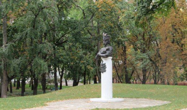 Памятник гетману Мазепе