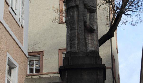 Памятник канцлеру Бисмарку