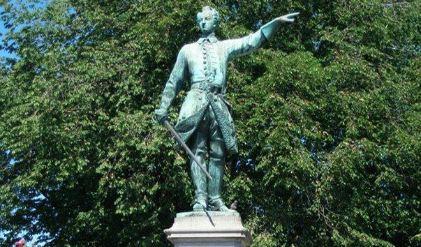 Памятник Карлу XII