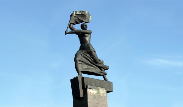 Памятник ткацкому восстанию