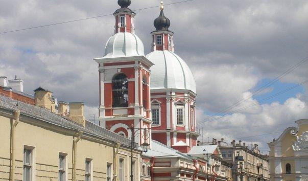 Пантелеимоновская церковь