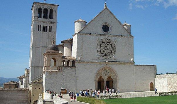 Папская базилика Святого Франциска Ассизского