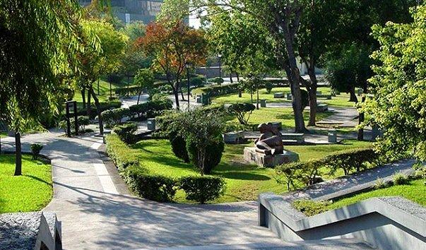 Парк Hundido