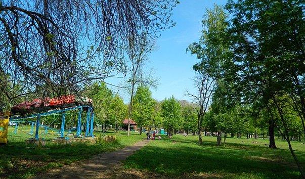 Парк культуры и отдыха нефтехимиков