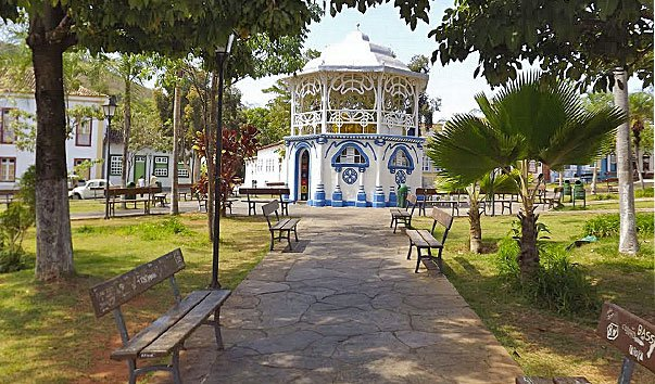 Парк Praca do Coreto