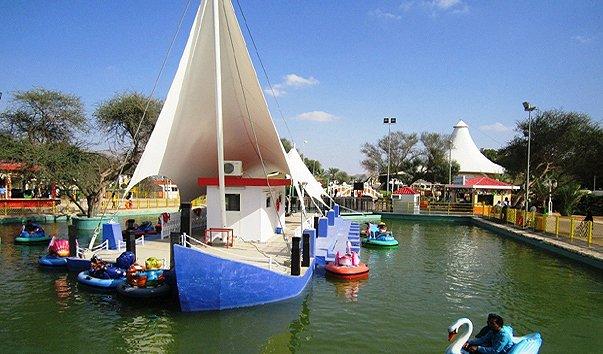 Парк развлечений Hili Fun City