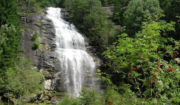 Парк водопадов Wasserspielepark