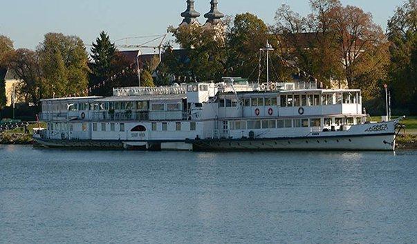 Пассажирское судно Stadt Wien