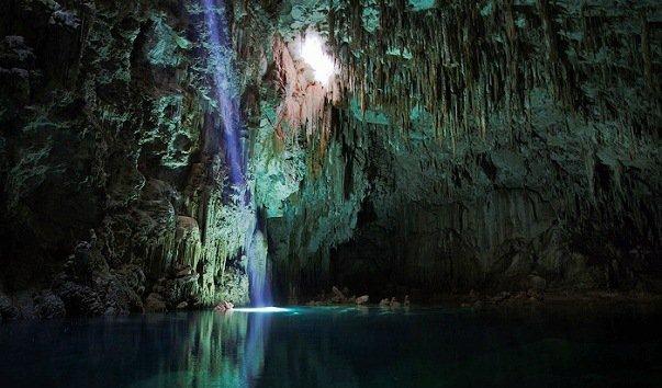 Пещера Abismo Anhumas