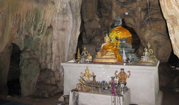Пещера Каенг Лава