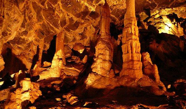 Пещера Миннетонка