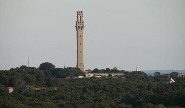 Пилигримский монумент