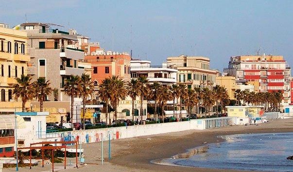 Пляж в анцио италия форум винского